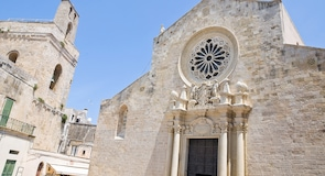 Centre historique d'Otranto