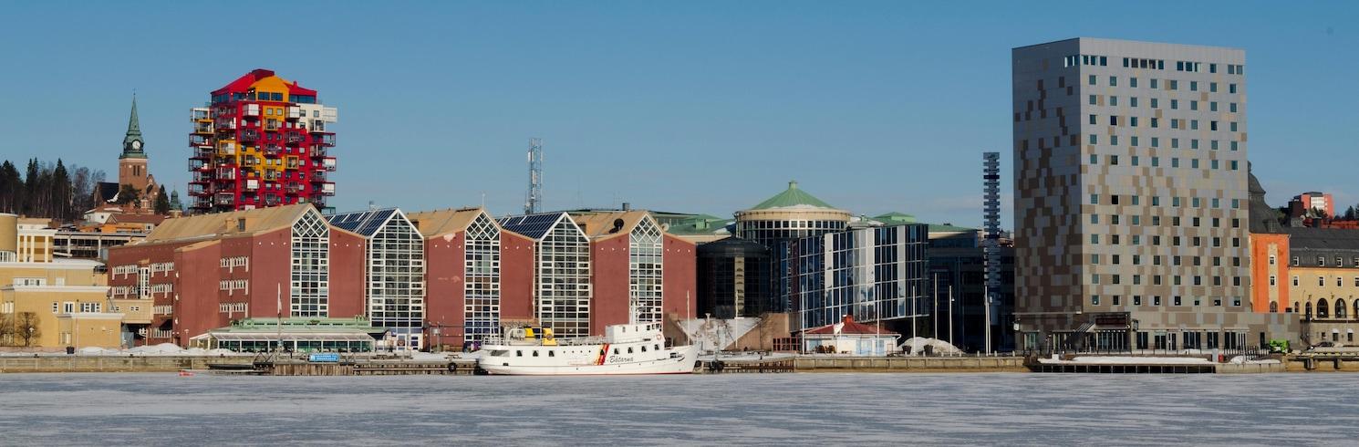 Ornskoldsvik, Suécia