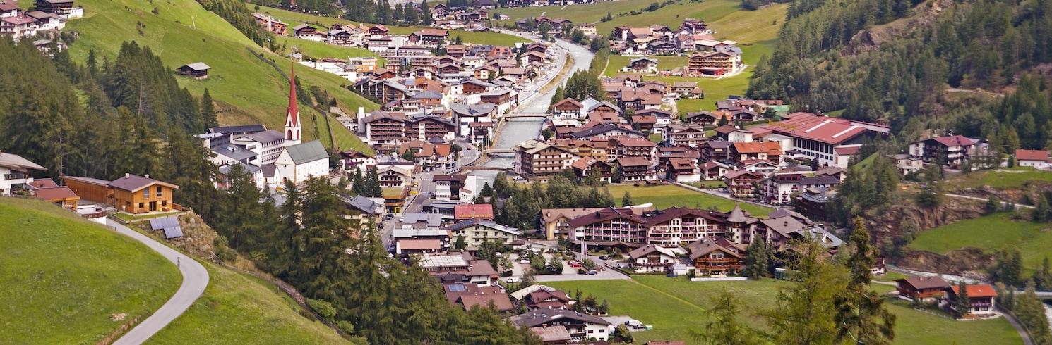 Lengenfeldas, Austrija