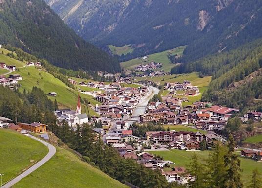 Längenfeld, Österreich