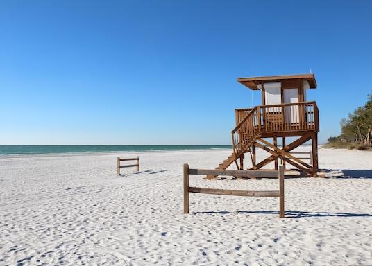 ブレーデントンビーチ, フロリダ州, アメリカ