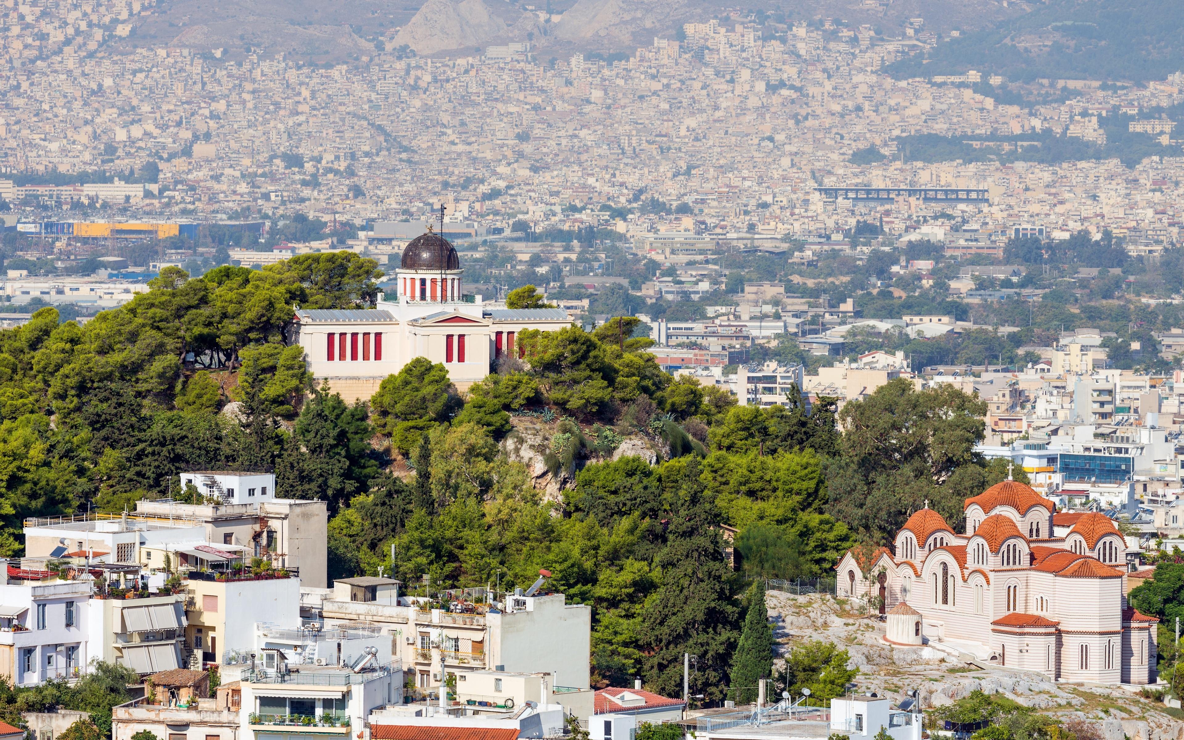 Nationales Observatorium Athen, Athen, Attica, Griechenland