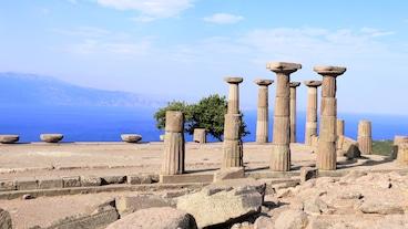 アテナ神殿/