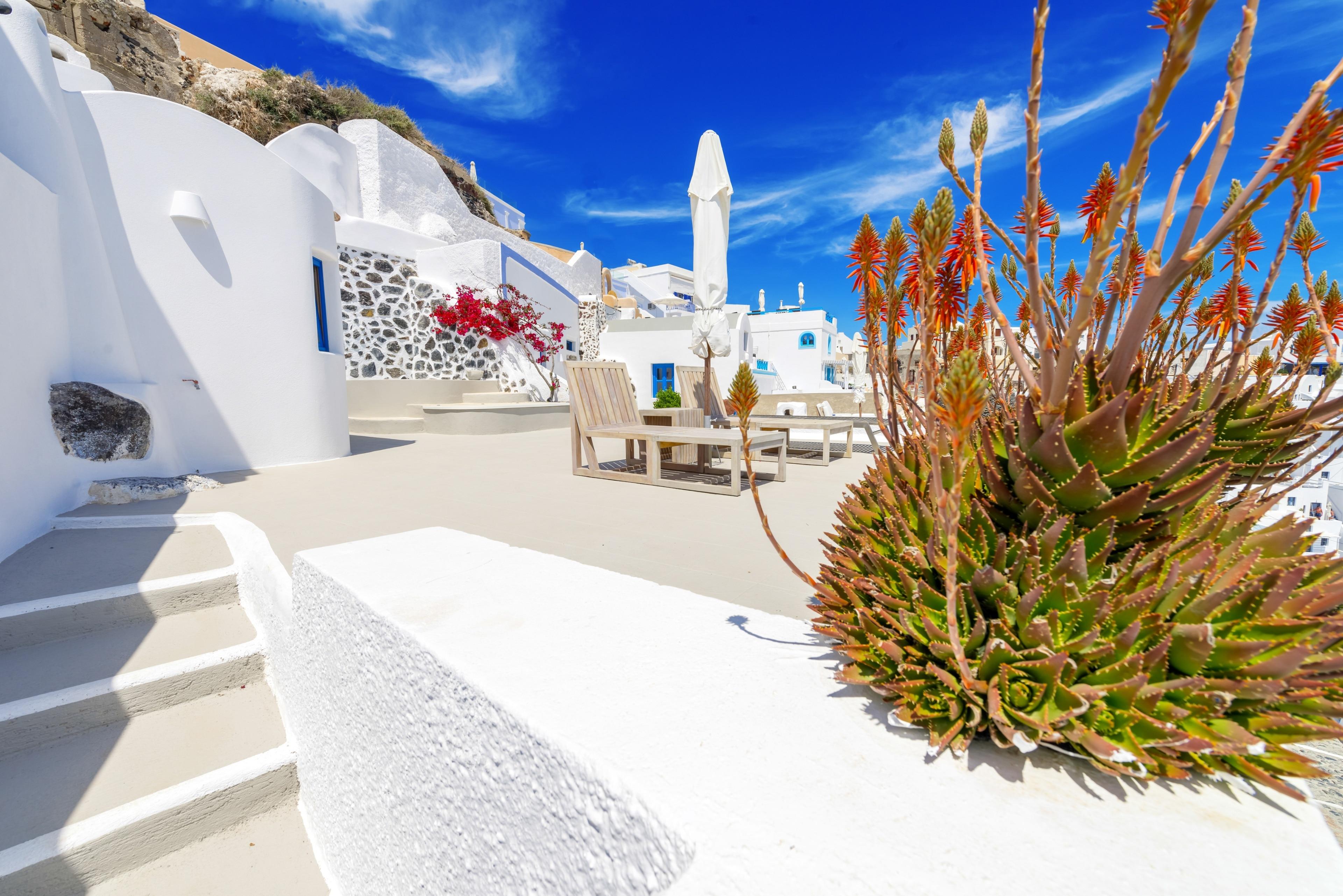 Imerovigli, Santorini, South Aegean, Greece