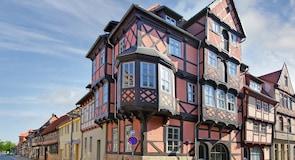 Старый город Кведлинбург