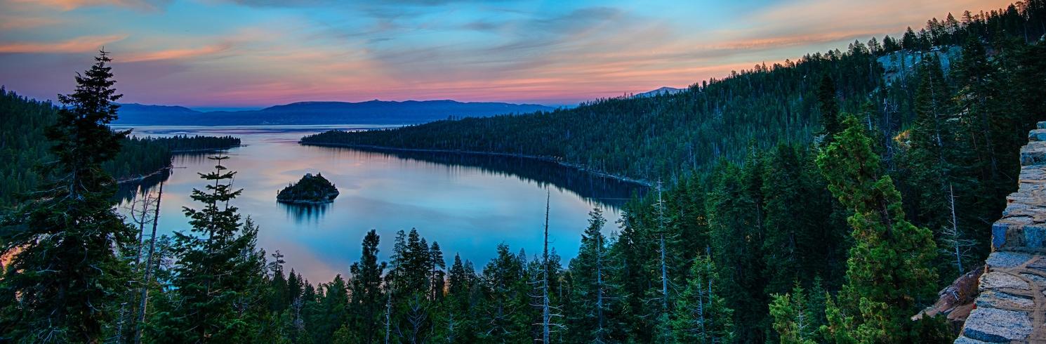 太浩維斯塔, 加利福尼亞, 美國