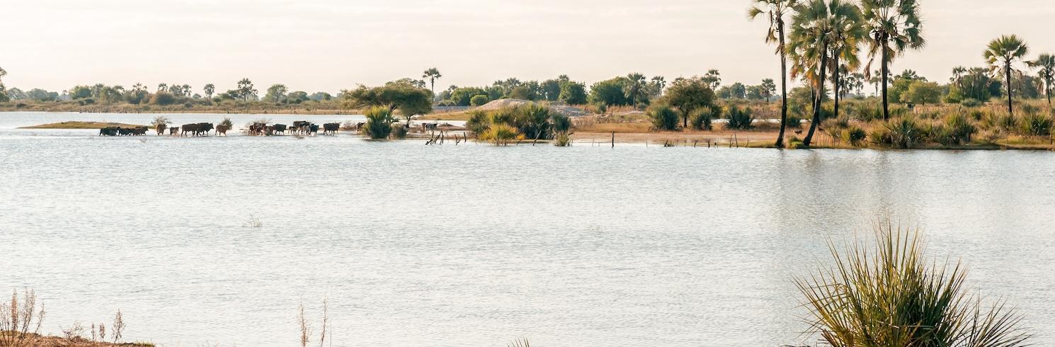 Ошана, Намібія