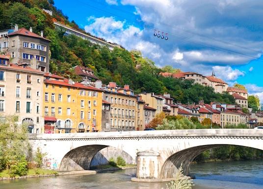 Grenoble, Frankreich