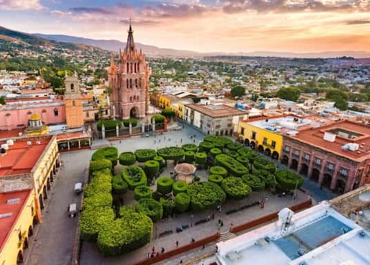 San Miguel de Allende, Mehhiko