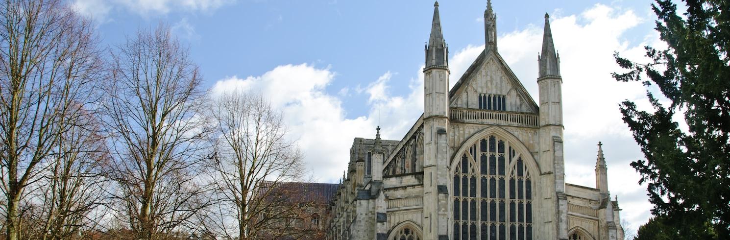 Winchester, Storbritannia