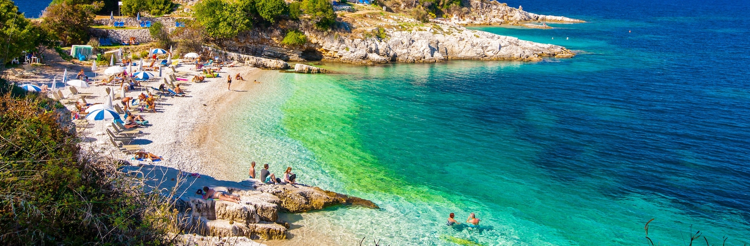 Parelia, Görögország
