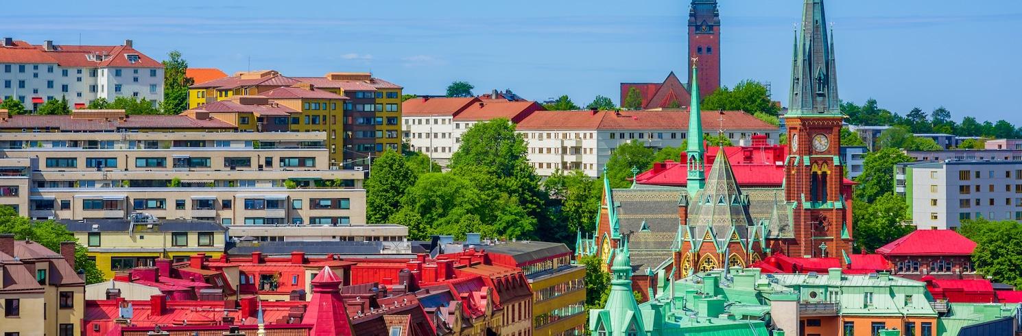 哈加, 瑞典