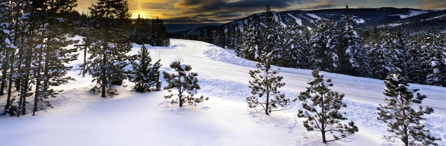 Big Sky, Montana, États-Unis d'Amérique