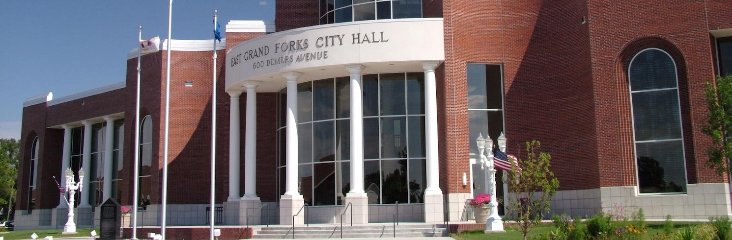 East Grand Forks, Minnisota, Bandaríkin