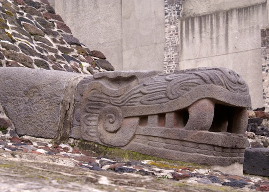 Tenochtitlán, Mexíkó