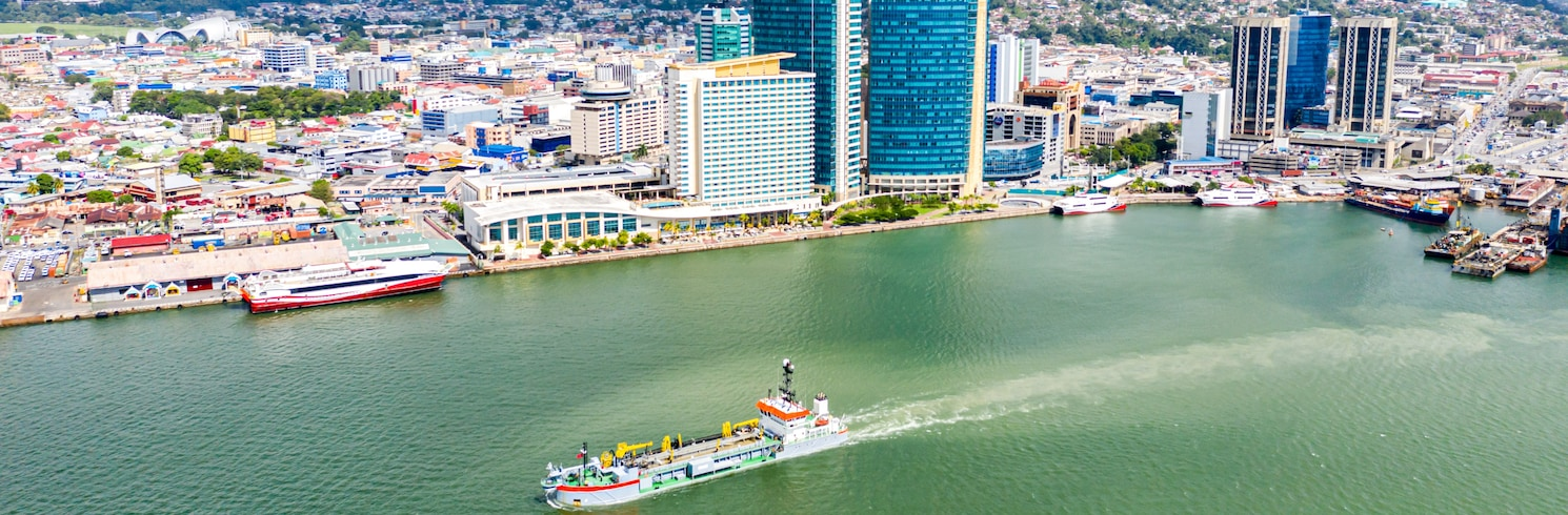Port of Spain, Trinidad dan Tobago
