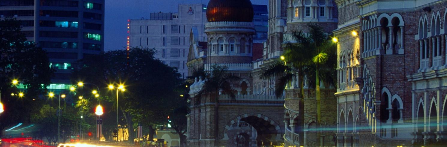 Okrug Kuala Langat, Malezija