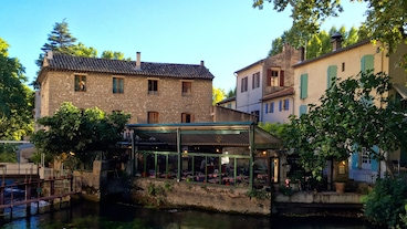 Fontaine-de-Vaucluse/