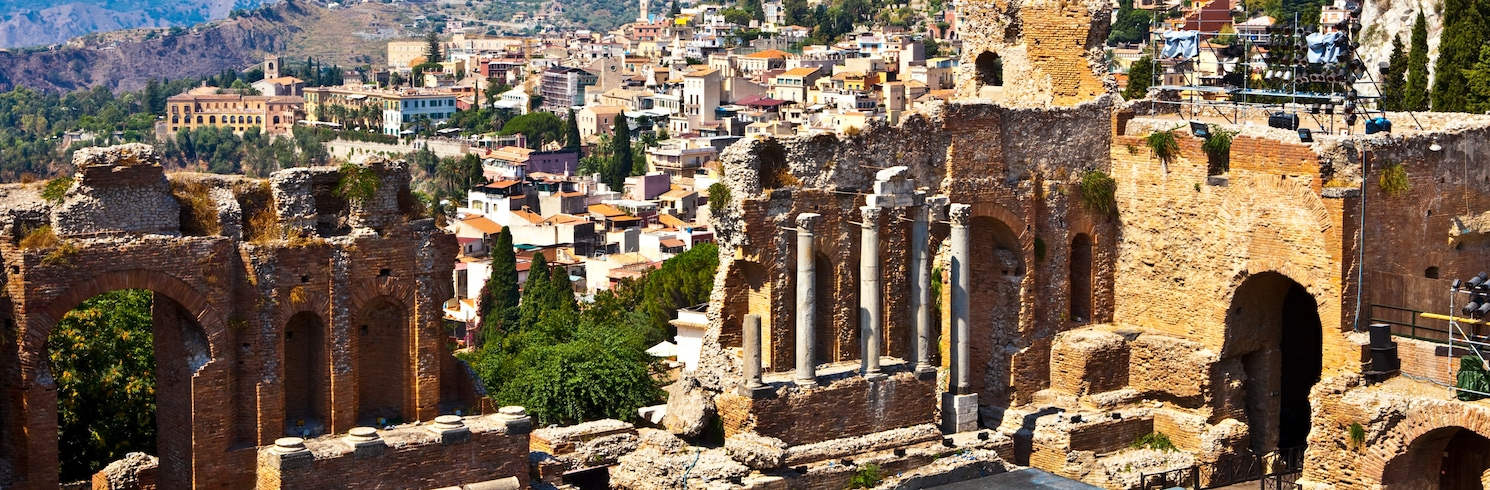Taormina, Itaalia