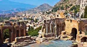 Seilbahn Taormina