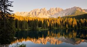 Karersee Gölü