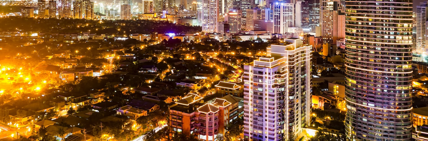 Makati Central Business District, Philippines