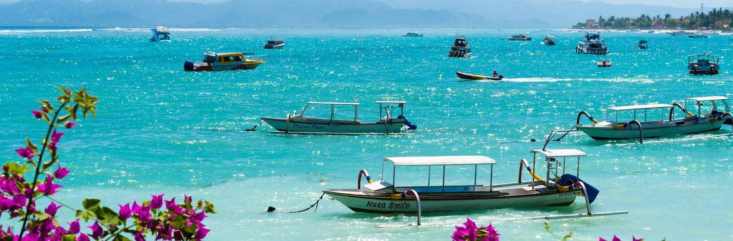 Lembongan-øen, Indonesien