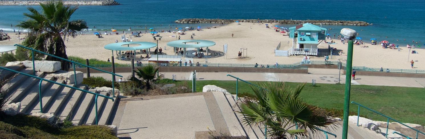 Ashkelon, Izraelis