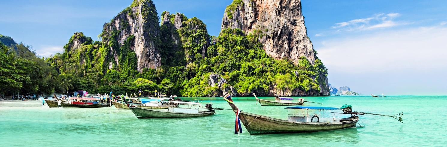Koh Phi Phi Leh, Tailandia