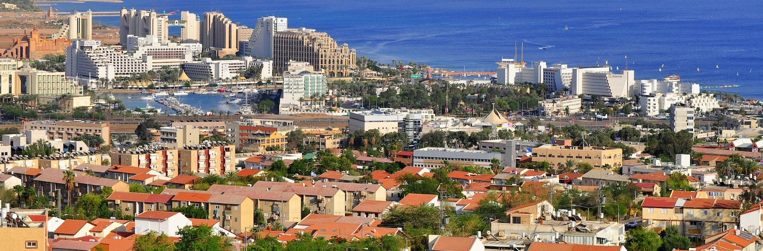 Eilat (and vicinity), Israel