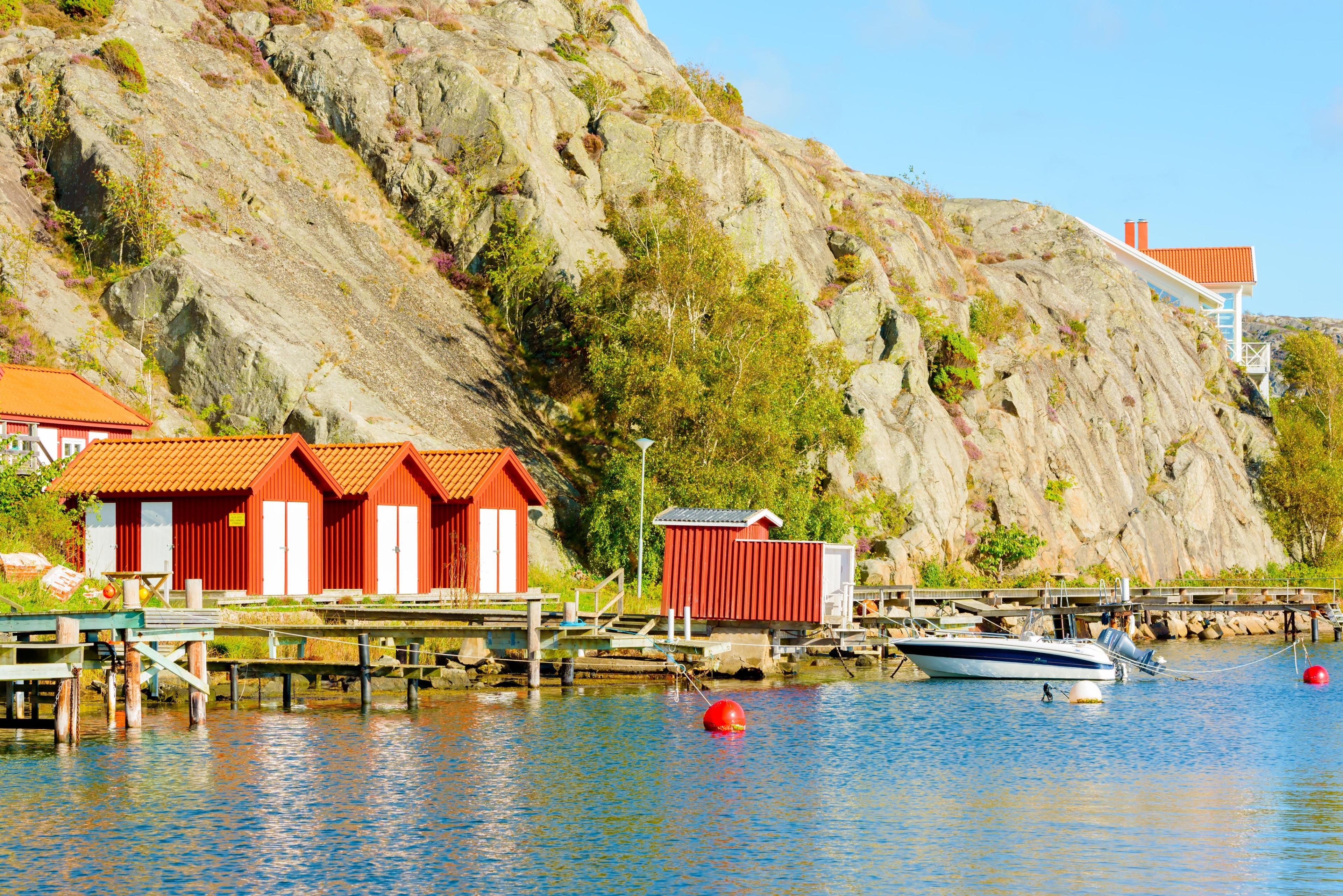 Município de Orust, Condado de Gotalândia Ocidental, Suécia