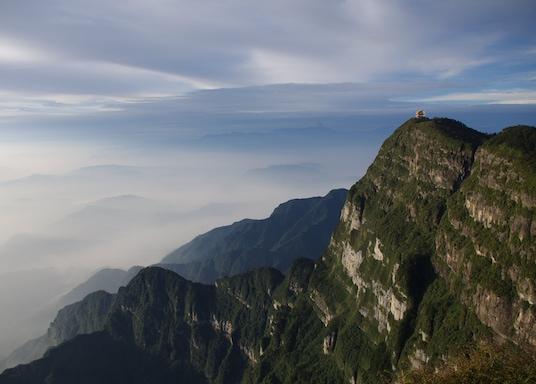 Leshan, Kina