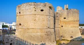 Zamek w Otranto