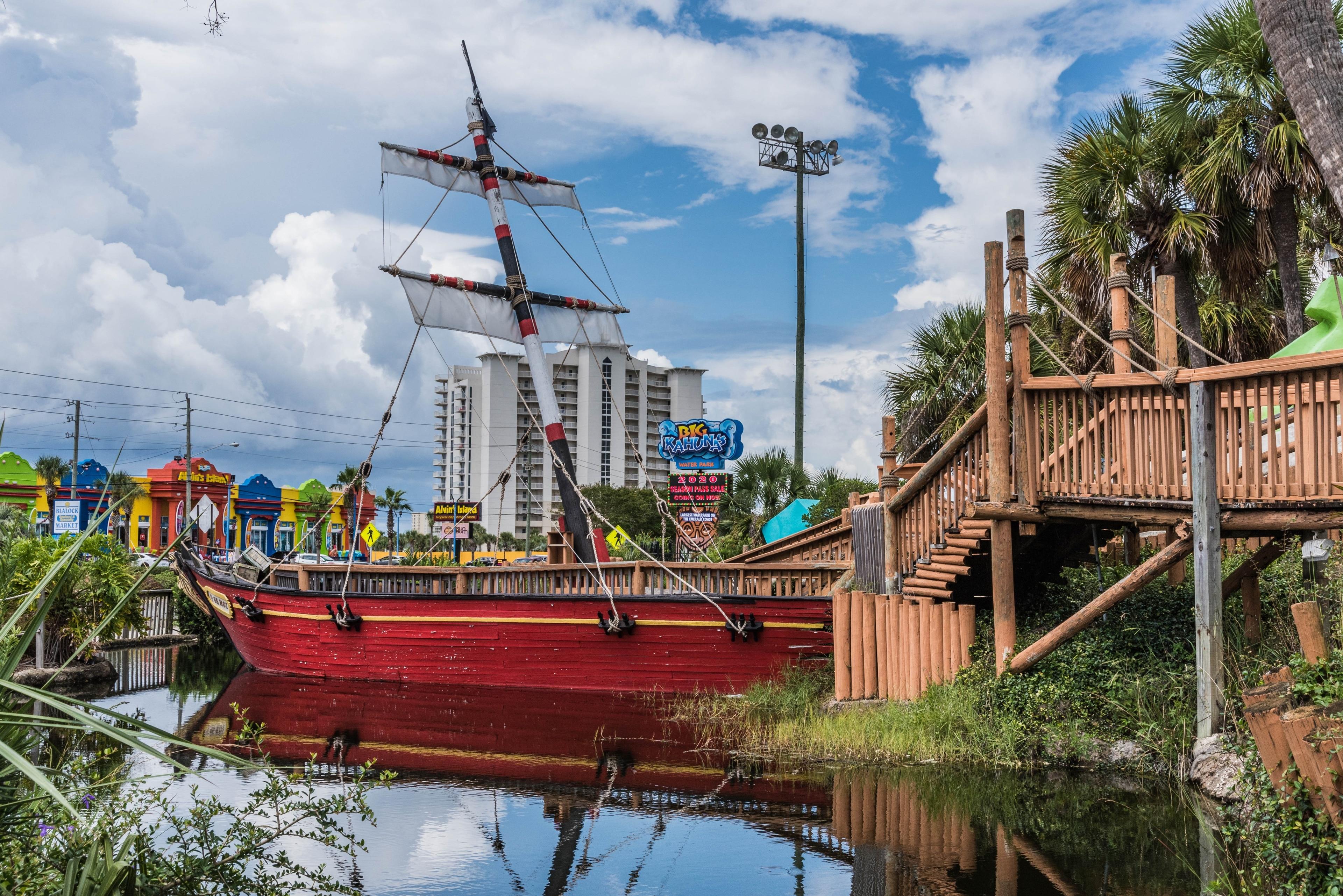 Big Kahuna's Water and Adventure Park, Destin, Florida, United States of America