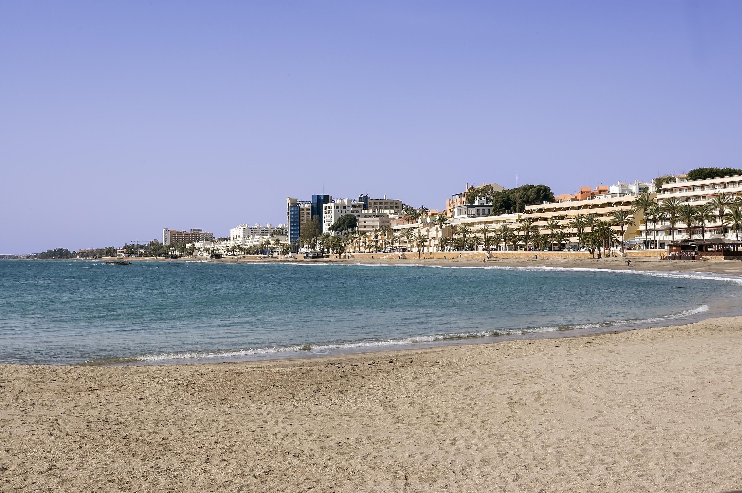 Aguadulce, Roquetas de Mar, Andalusia, Spain