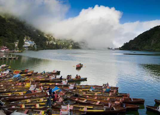 ناينا راينج, الهند