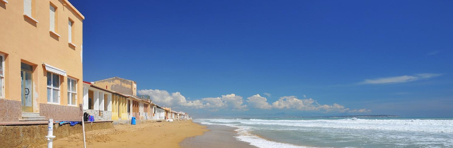 Guardamar del Segura, Spanien