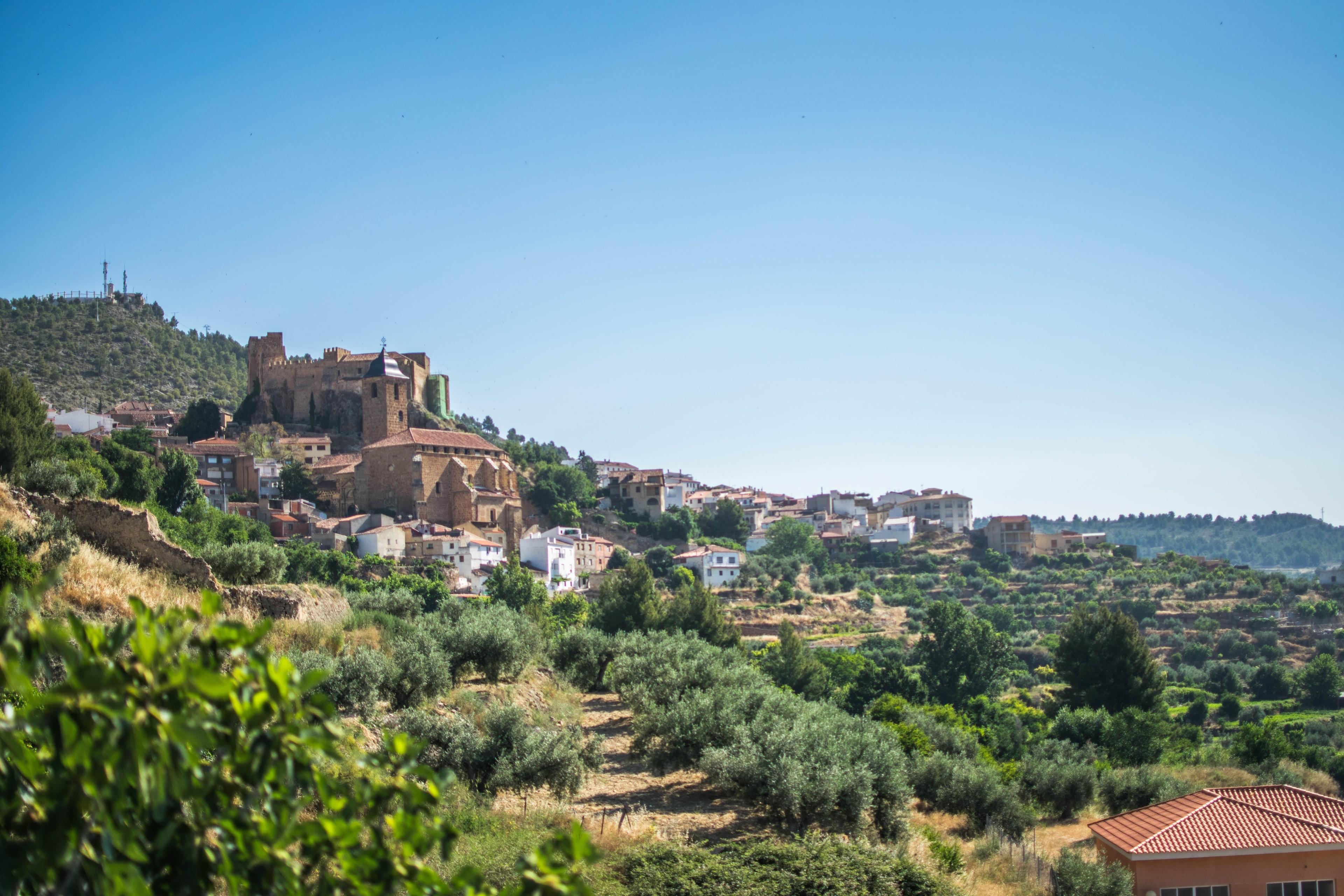 Sierras de Segura y Alcaraz, Spain