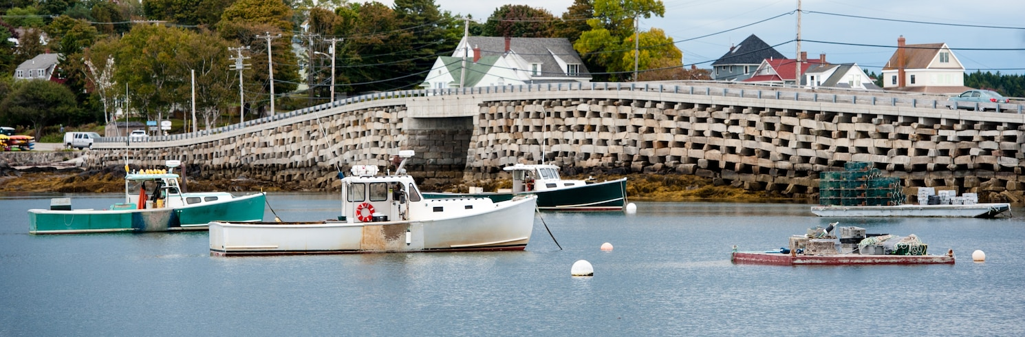 Pulau Bailey, Maine, Amerika Syarikat