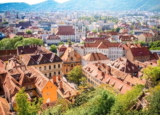 格雷茲, 奥地利