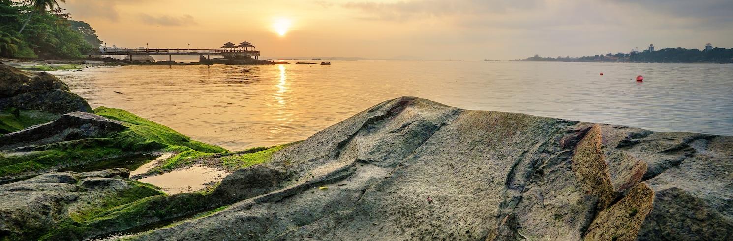 Pulau Ubin, Singapur