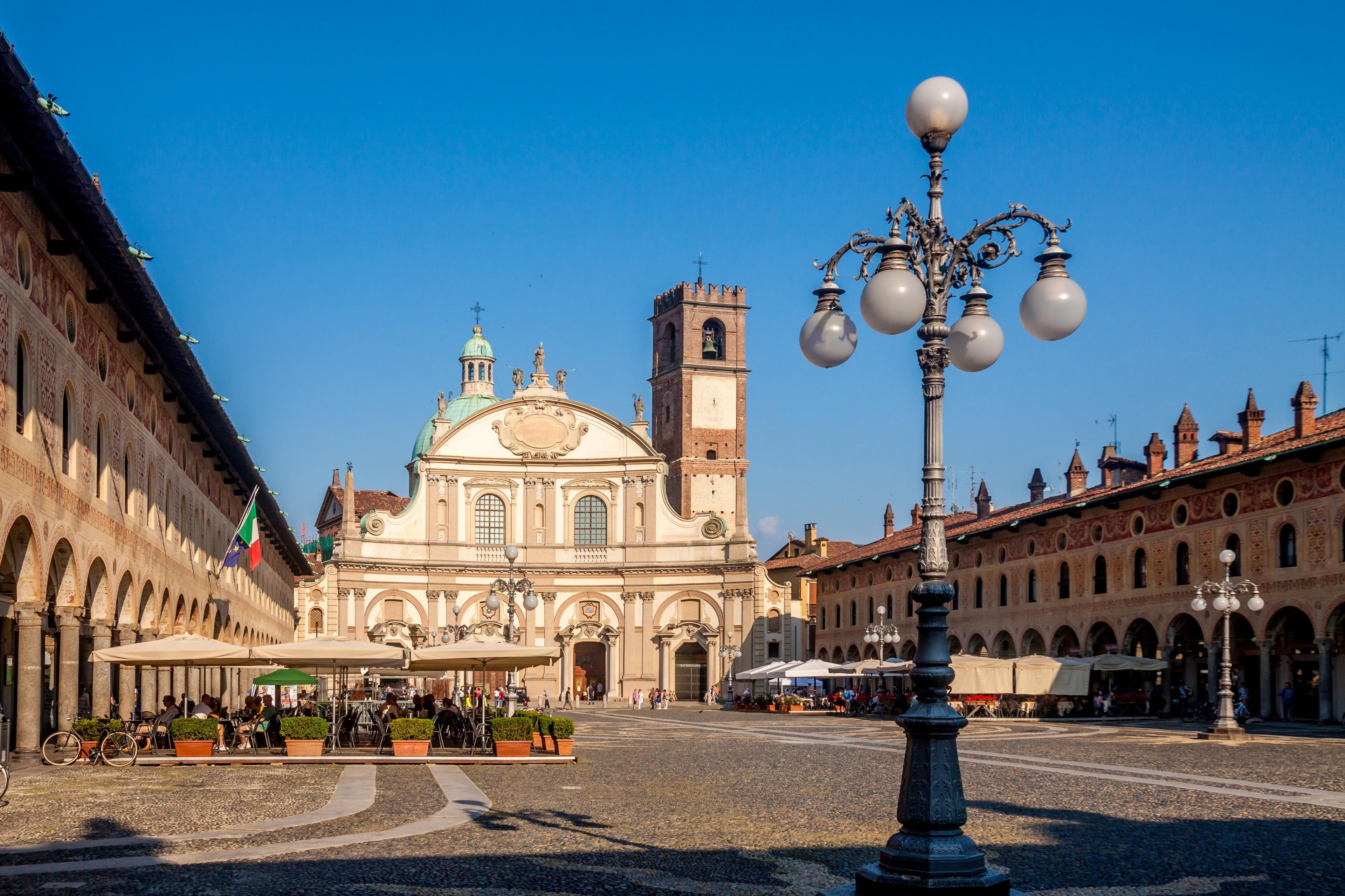 Pavia (provincia), Lombardia, Italia