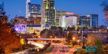 Downtown, Raleigh, North Carolina, United States of America