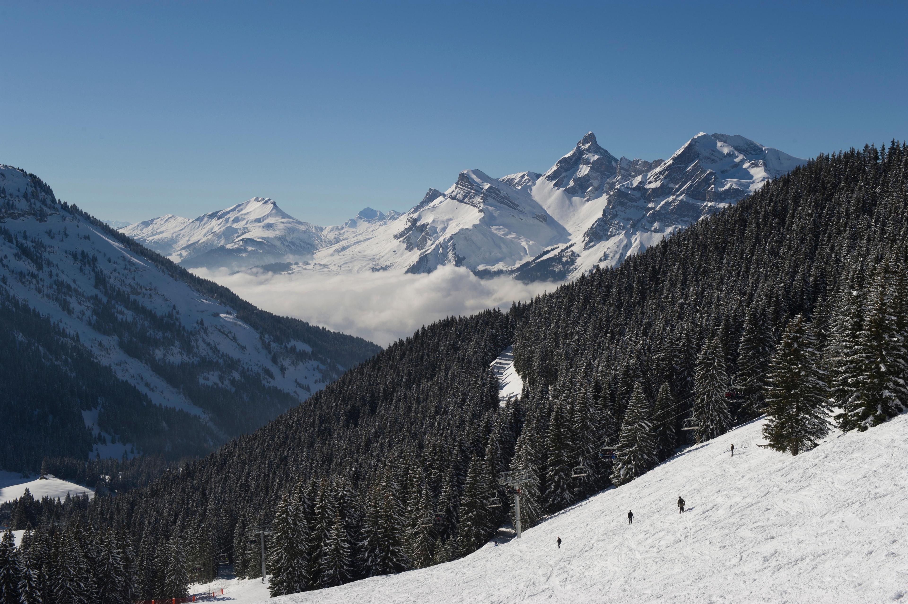 Les Carroz-d'Araches, Araches-la-Frasse, Haute-Savoie, France