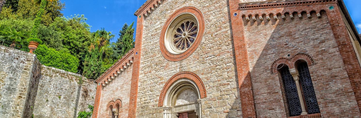 卡斯特羅卡羅溫泉, 義大利