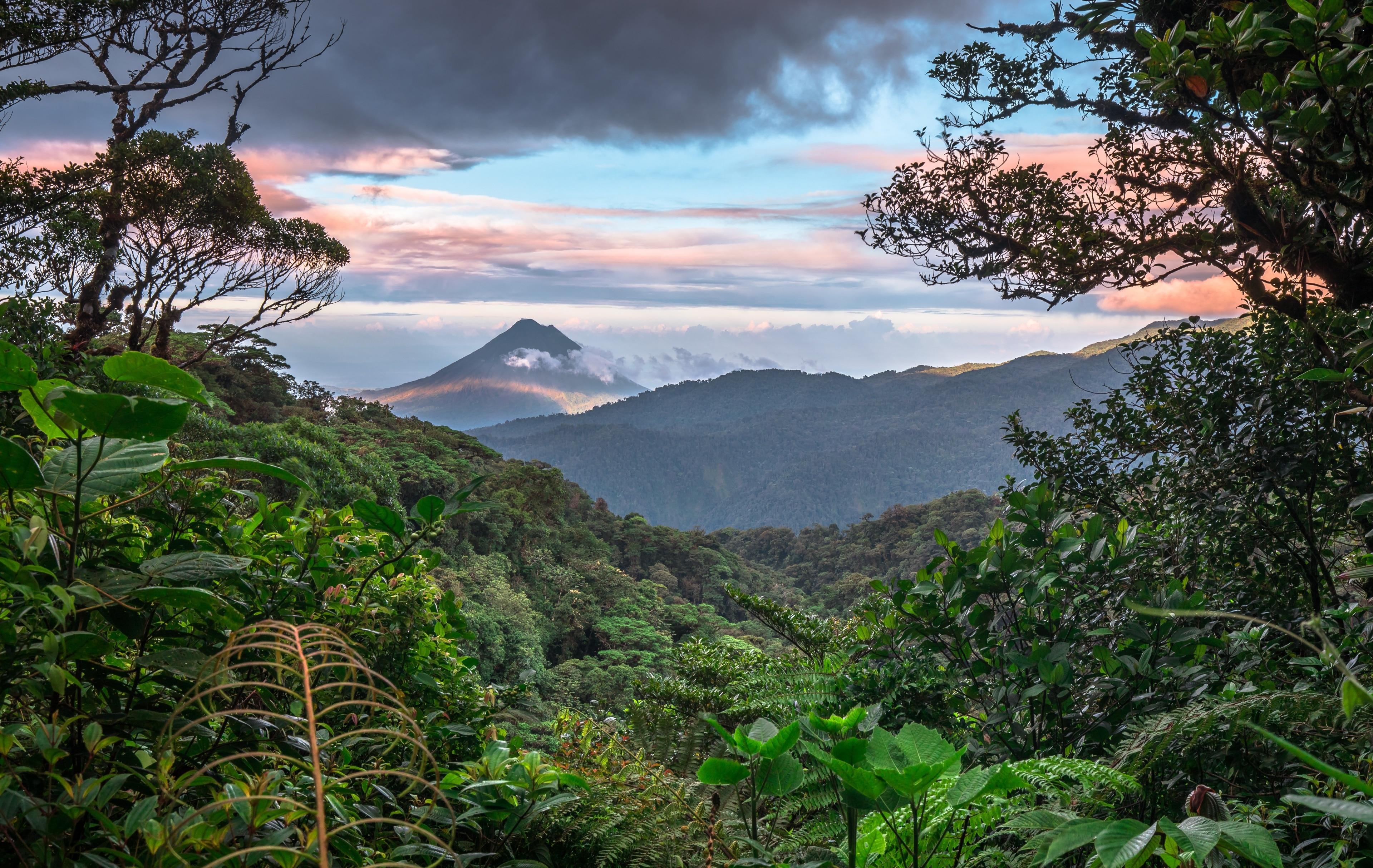 Central Pacific Coast, Costa Rica