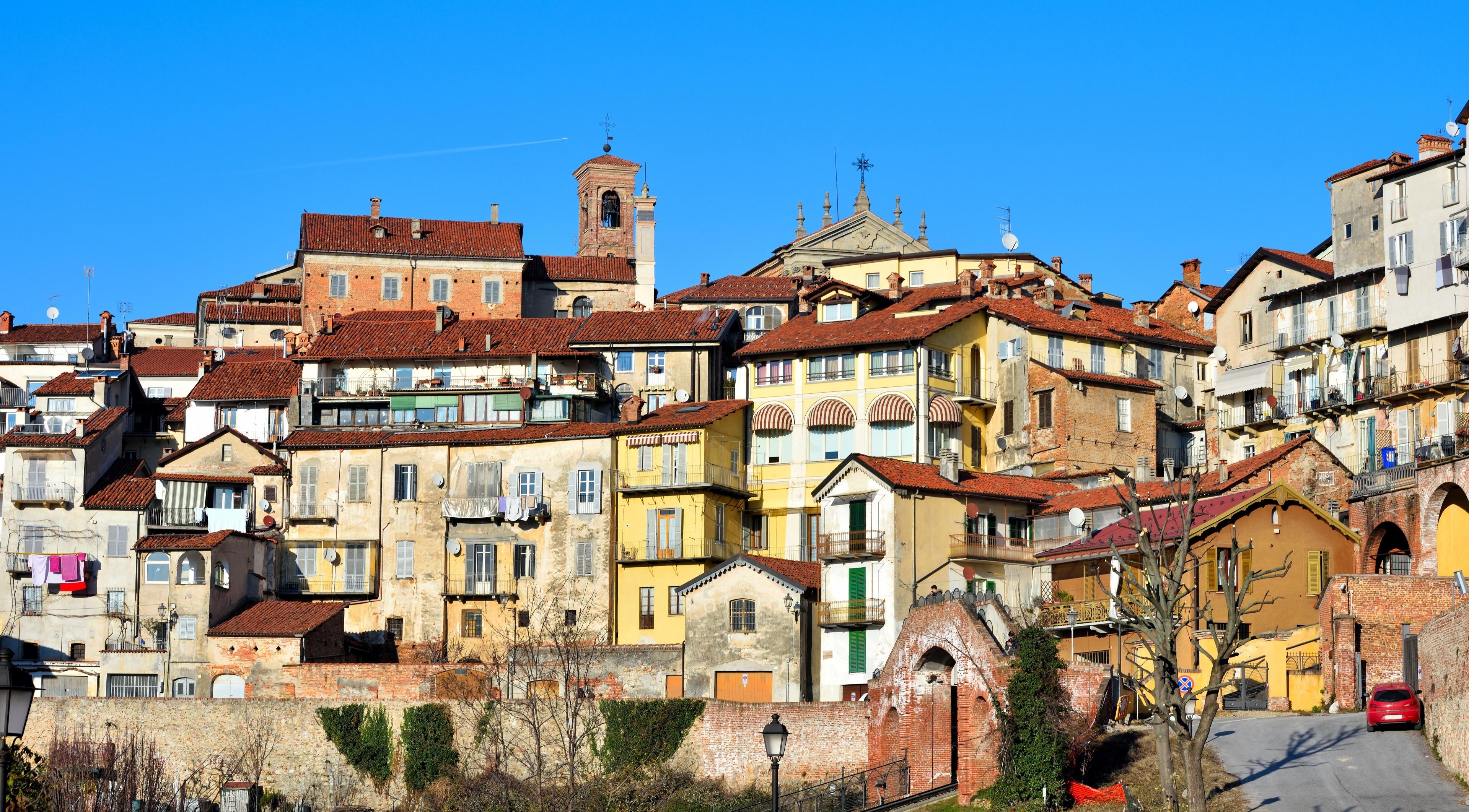 Mondovi, Piémont, Italie