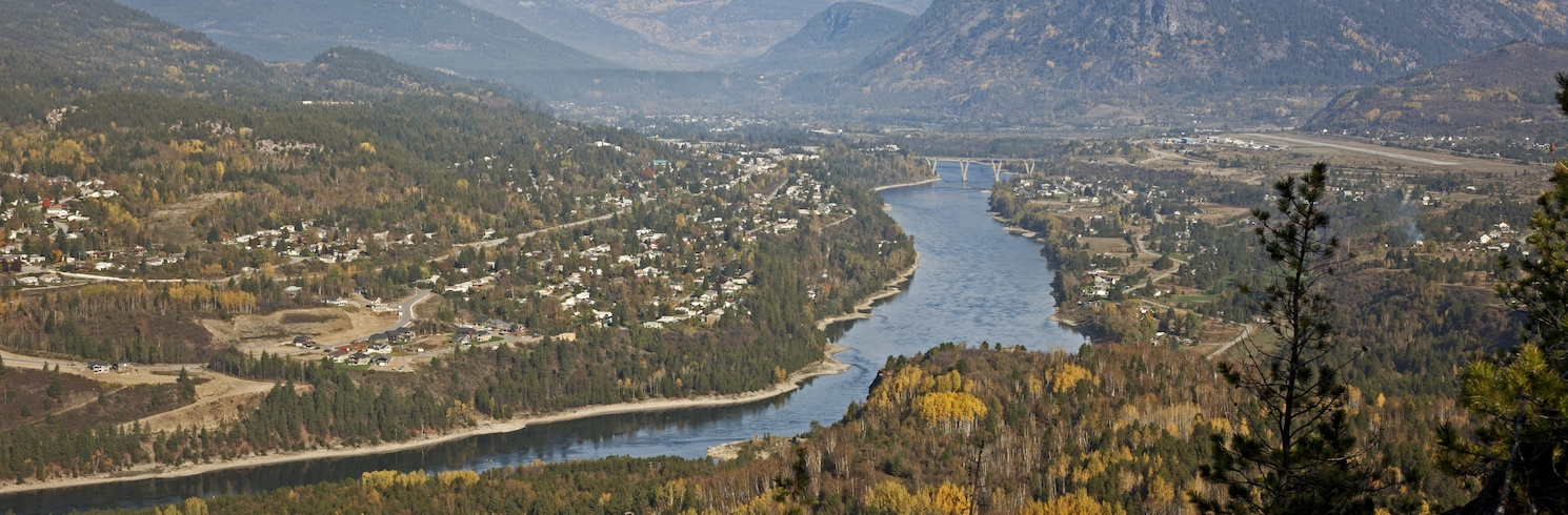 Central Kootenay, British Columbia, Kanada