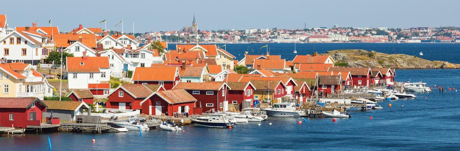 Fiskebackskil, Suecia