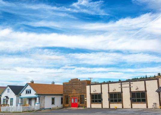 Red Lodge (исторический памаятник), Монтана, США